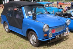 KGE 98L Trabant convertible