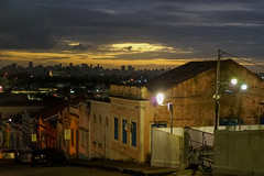 View from Olinda to Recife