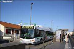 Heuliez Bus GX 317 GNV – Semitan (Société d'Économie MIxte des Transports en commun de l'Agglomération Nantaise) / TAN (Transports en commun de l'Agglomération Nantaise) n°434