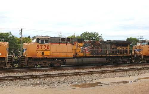 UP 5776, Byrd, Neenah, 22 Sept 19