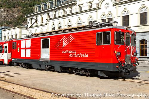 Matterhorn Gotthard Bahn (MGB)