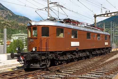 BLS (Verein Classic Rail), 208