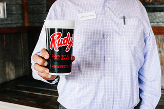 Flash Networking: Rudy's