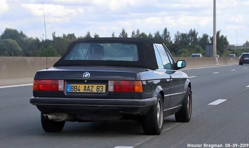 BMW 325i cabriolet 1989