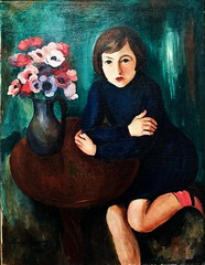 Girl (1930) - Sarah Affonso (1899-1983)