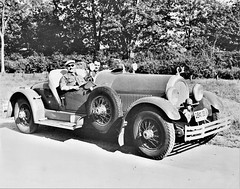 1927 Kissel Gold Bug Speedster