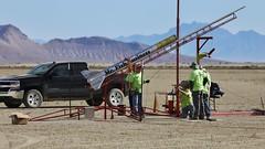 Prepping the R24000 Rocket at BALLS 28