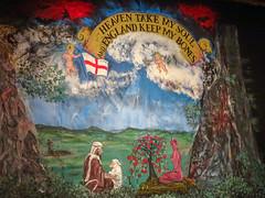 """Heaven Take My Soul and England Keep My B"