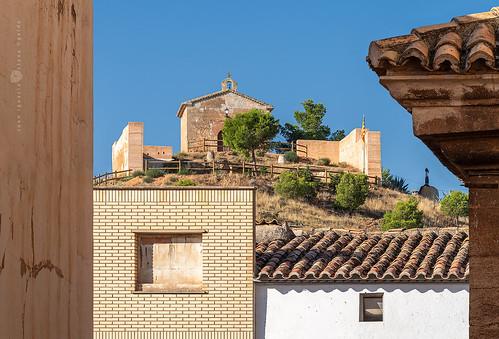 Moyuela - Ermita de San Jorge
