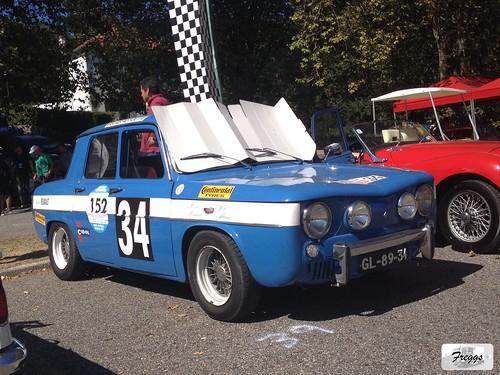 Renault 8 Gordini - Caramulo