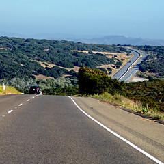 U.S. Route 101, California, USA