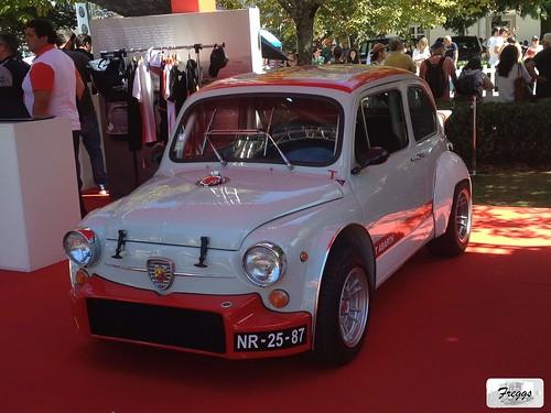 Fiat Abarth 850TC Berlina - Caramulo