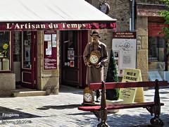 Francia 20190826 117 Fougères Museo del Reloj