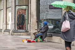 Busker - House of Fraser