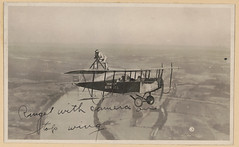 Saluting Photographer Appreciation Month by recognizing those who go to great heights to get a shot (LOC)