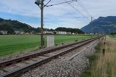 Weite - SBB Station Neugrüt