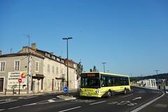 Irisbus Citelis 12 n°614  -  Périgueux, PERIBUS