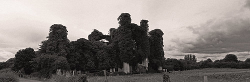 Moydrum Castle // The Unforgettable Fire // 35 Years