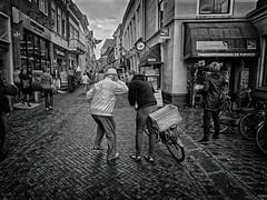STREET PHOTOGRAPHY - B&W