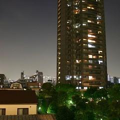 #night #tower #ビル #マンション #高層マンション #building #夜 #夜景 #nightshot #nightview #江東区 #Kotoku #日本 #Japan #東京 #tokyo