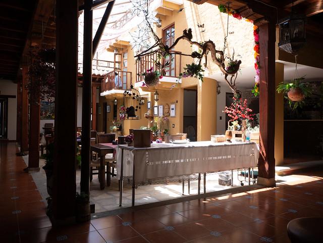 Photo:Hotel Casa Santa Lucía By bmeabroad