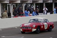 """1965 MG B """"Le Mans"""""""