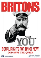 Britons Want You