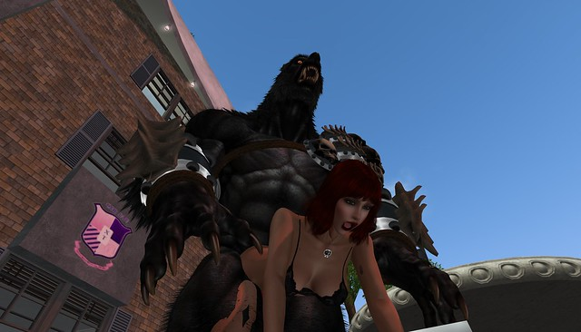 Werewolf Mounting_007