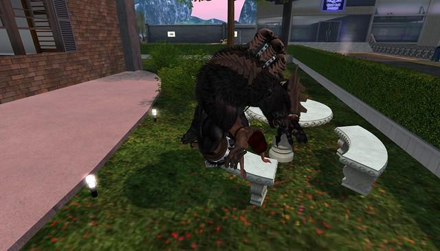 Werewolf Mounting_006