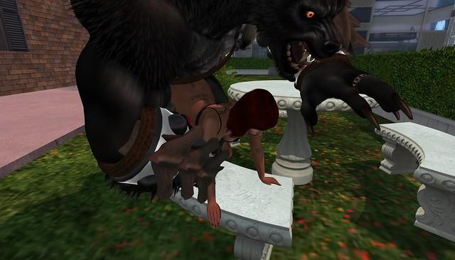 Werewolf Mounting_005