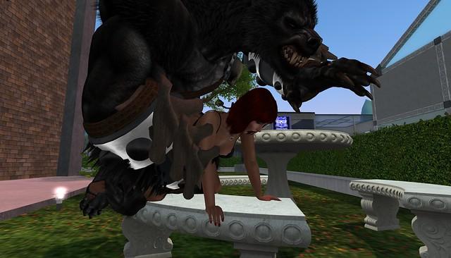 Werewolf Mounting_002