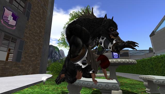 Werewolf Mounting_001