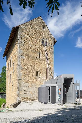 amphithéâtre romain d'Aventicum, Avenches