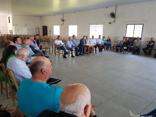28/09/2019 Reunião Arrozeiros Santa Maria