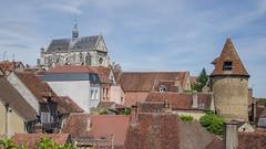 Panorama du prieuré - Saint-Florentin