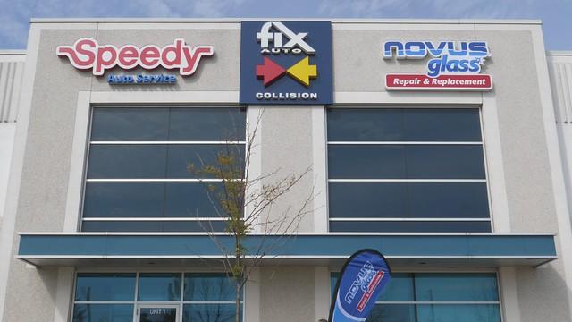 Fix Auto Network Opens Training Facility