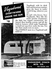 1948 Vagabond Trailers