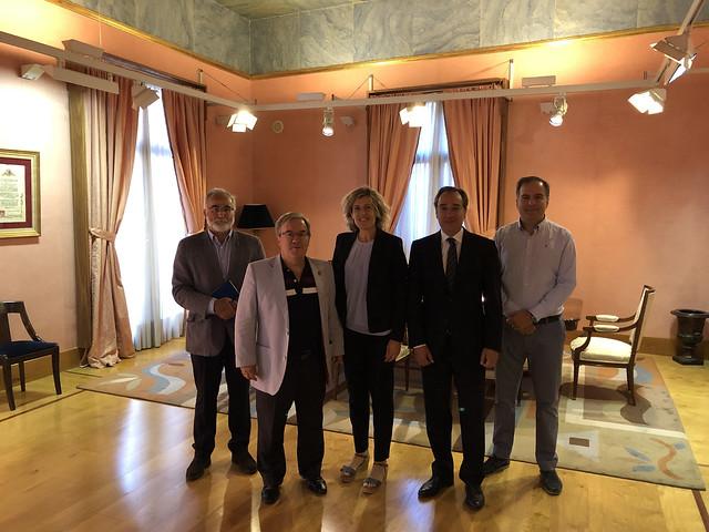 Visita Delegación de Endesa Aragón
