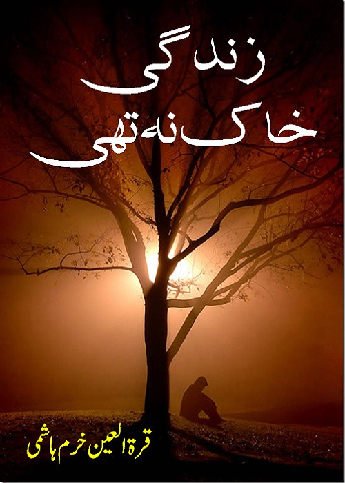 Zindagi Khak Na Thi Complete Novel By Qurat ul Ain Khurram Hashmi