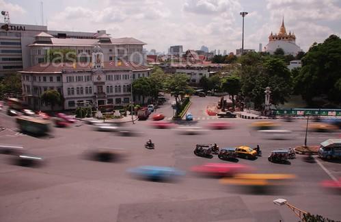 Bangkok Traffic (#4)