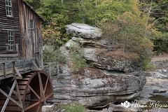 Boulders - Glade Creek Grist Mill