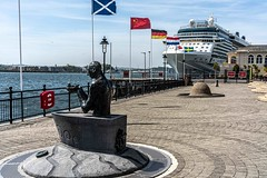 THE NAVIGATOR BY MARY GREGORIY [JOHN F. KENNEDY PARK COBH - MAY 2019]-156833