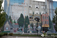 Mural, Welch WV