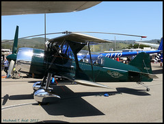 Green Bi-Plane