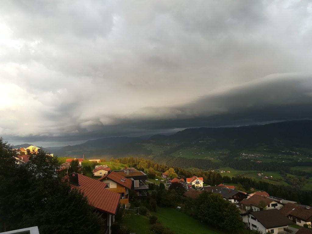 Vereinswochenende in Sulzberg (A) vom 27. - 29. September 2019