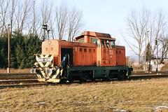 Eisenbahn Ungarn
