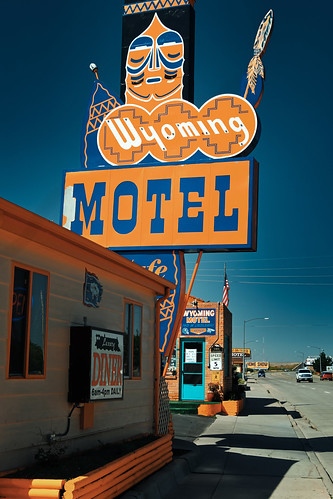 Wyoming Motel