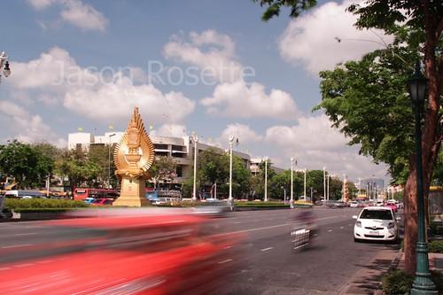 Bangkok Traffic (#7)