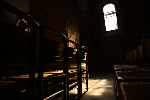 Licht und Schatten im Ratzeburger Dom