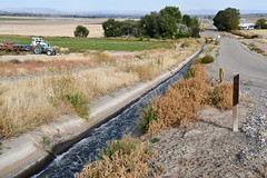 open canal irrigation